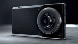 Le Lumix CM1 est l'ultime nouvelle caméra de
