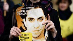 Raïf Badawi évite le fouet de