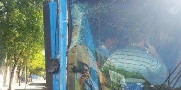 Un enfant de 9 ans a conduit un autobus à Saskatoon, causant des