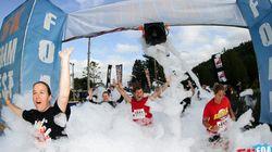 Foam Fest 5K: une première tournée au Québec
