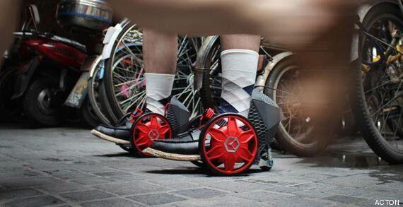 Une entreprise américaine lance les patins à roulettes motorisés