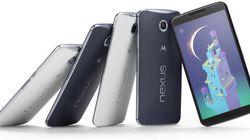Taille des téléphones: mais jusqu'où iront-ils? Nexus 6, iPhone 6 Plus, Galaxy