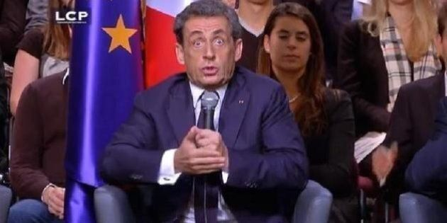 Nicolas Sarkozy: une capture d'écran peu flatteuse de l'ancien président français tourne au concours...