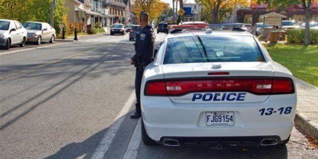 Quotas de contraventions : la Fédération des policiers municipaux du Québec dénonce une mesure «purement