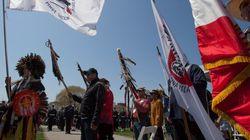 Des Premières Nations envoient un avis d'expulsion au CN et à d'autres