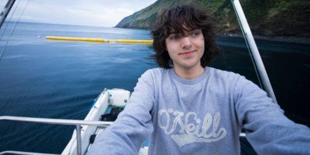 The Ocean Cleanup: un jeune de 20 ans amasse 2 millions $ pour nettoyer les