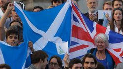 Dernier jour de campagne avant le référendum en Écosse