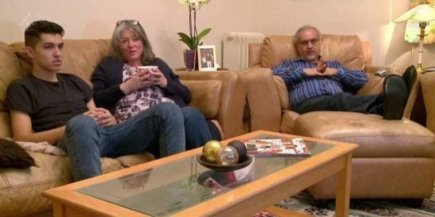 «Vu à la télé»: une émission française qui regarde les Français regarder la