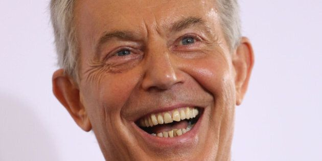 File photo dated 2/6/2014 of former prime minister Tony Blair could be called before a parliamentary...