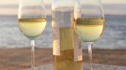Une mer de vin à