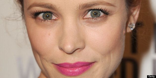 WEST HOLLYWOOD, CA - APRIL 09: Rachel McAdams arrives at the 'To The Wonder' Los Angeles premiere at...