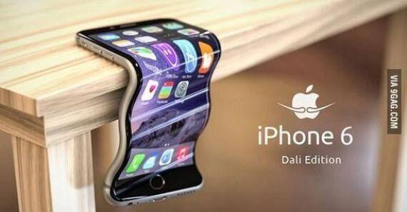 L'iPhone 6 et l'iPhone 6 Plus ont un problème de solidité? Les internautes trouvent ça