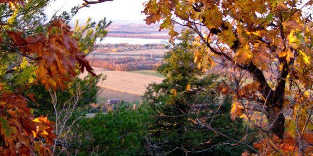 foto de Automne: les plus beaux paysages colorés de partout au Canada ...