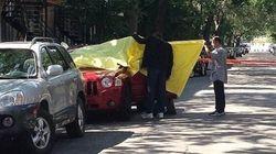 Le corps d'un homme retrouvé dans une voiture sur le