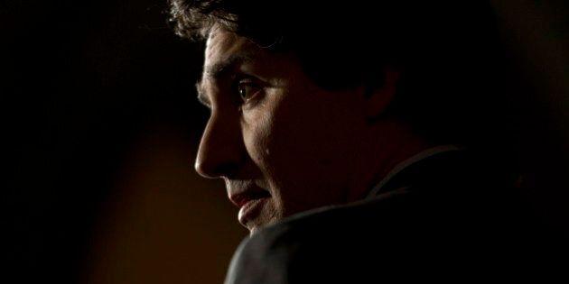 Lettre de menaces au domicile de Justin Trudeau à