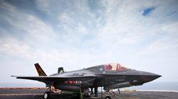 F-35 manque sa première apparition