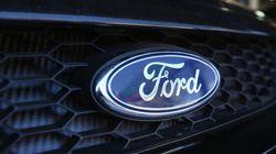 Ford contraint de rappeler près d'un demi-million de ses