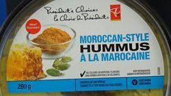 Le hoummos «à la marocaine» retiré des tablettes chez