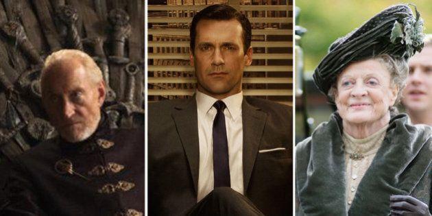 Qui sont les personnages de série télé les plus