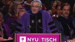 Robert De Niro sait «rassurer» les futurs