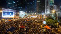 Hong Kong: des milliers de manifestants de retour dans la