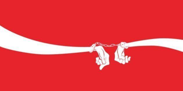 Coupe du monde au Qatar 2022: des logos détournés pour appeler au retrait des commanditaires