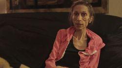 L'actrice anorexique Rachael Farrokh appelle les internautes à l'aide
