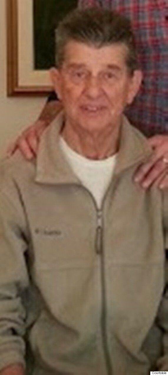 Un homme atteint de la maladie d'Alzheimer disparu lundi a été