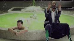 Le nouveau délire musical de Psy avec Snoop Dogg
