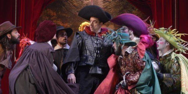 Patrice Robitaille devient Cyrano de Bergerac au TNM