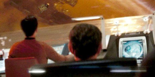 Un Chinois téléporte «Star Trek» dans le siège de son