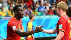 Mondial-2014 - La Belgique en quarts en battant les États-Unis 2 à 1
