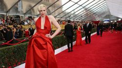 Gwendoline Christie de «Game of Thrones» au Comiccon de
