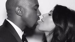 Kim Kardashian dévoile des photos inédites de son mariage