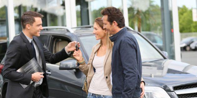 Quelques conseils pour acheter sa première voiture en