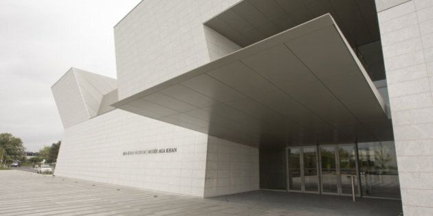 TORONTO, ON - SEPTEMBER 10: Press preview of the Aga Khan Museum. (Keith Beaty/Toronto Star via Getty