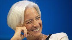Réforme du FMI: Christine Lagarde prête à une «danse du ventre» pour convaincre les