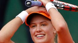 Classement WTA: Eugenie Bouchard grimpe au 12e