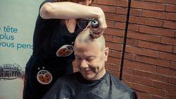 Défi têtes rasées: un record Guinness en