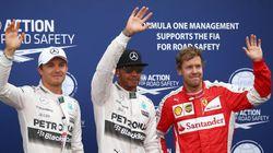 GP de Monaco: Hamilton en pole