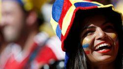 La Colombie va en quarts de finale