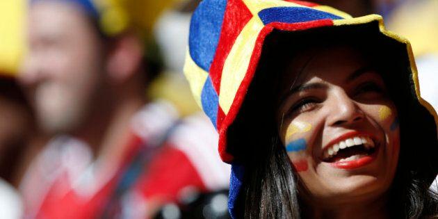 Mondial 2014: la Colombie bat l'Uruguay et va en quarts de finale