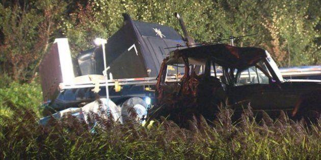 Deux morts dans un carambolage sur l'autoroute