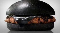 Burger King propose un hamburger complètement noir
