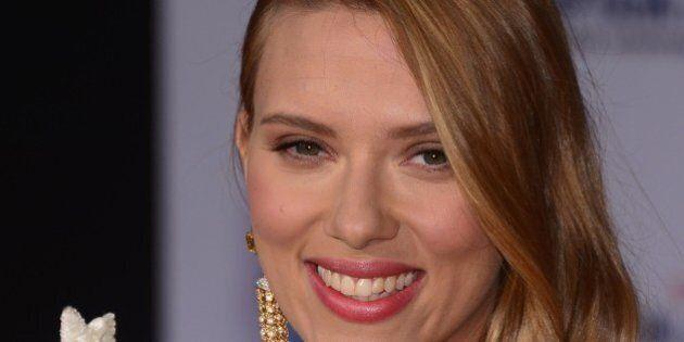 Scarlett Johansson dans une série