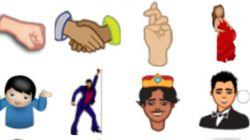 38 nouveaux emojis demandés par les internautes ont été
