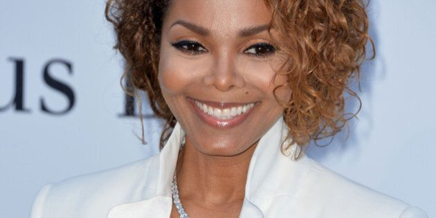 Janet Jackson arriving at the amfAR's 20th Annual Cinema Against AIDS during the 66th Annual Cannes Film...