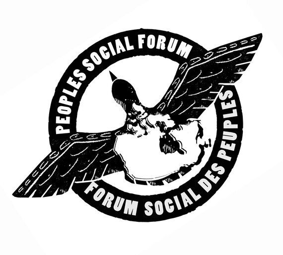 Forum social des peuples: l'histoire en