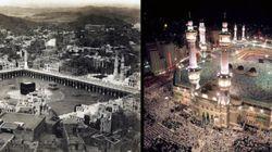 Voici les (tristes) changements que La Mecque a subi au fil des années