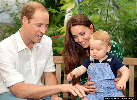Famille royale : deux nouvelles photos officielles du prince George sont rendues